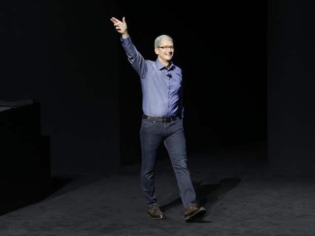 Презентация новинок Apple
