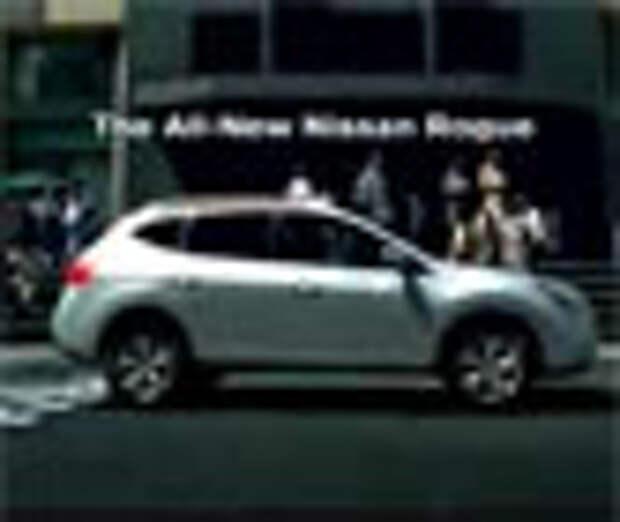 Головокружительный ролик для Nissan Rogue