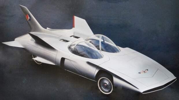 9 концептуальных «автомобилей XXI века» родом из 1950-х