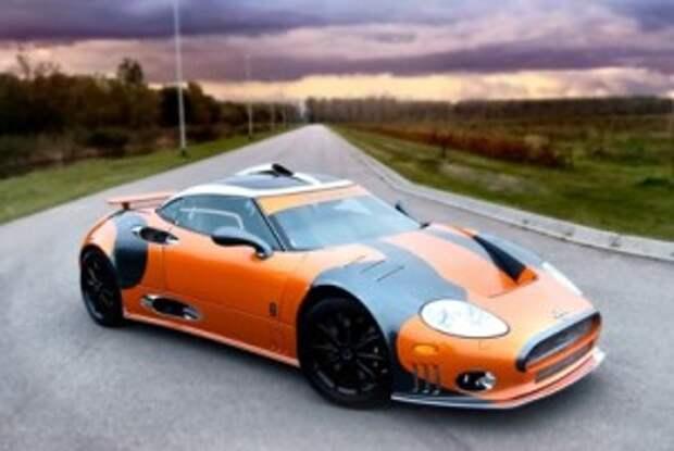 Самые редкие автомобили в мире