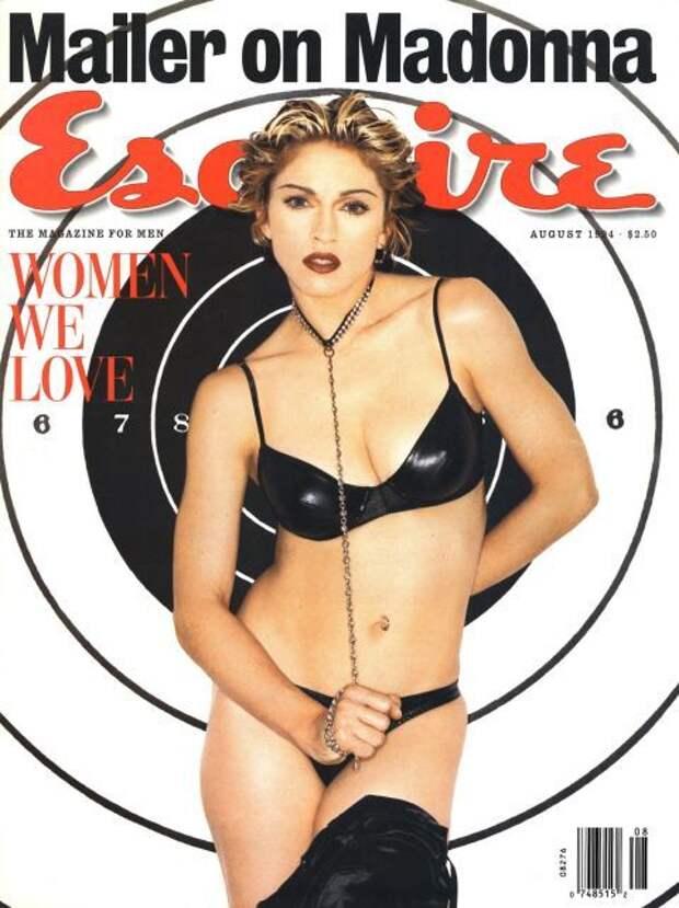 Лучшие обложки журнала Esquire