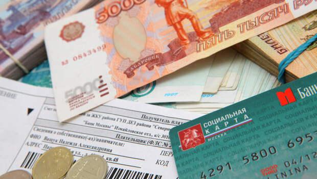 В России собираются повысить социальные пенсии