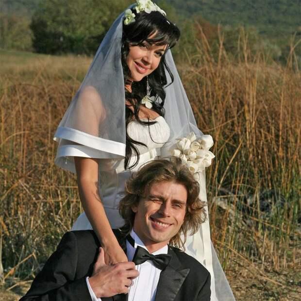 Как прошла свадьба фигуриста Чернышева и тяжелобольной актрисы Заворотнюк