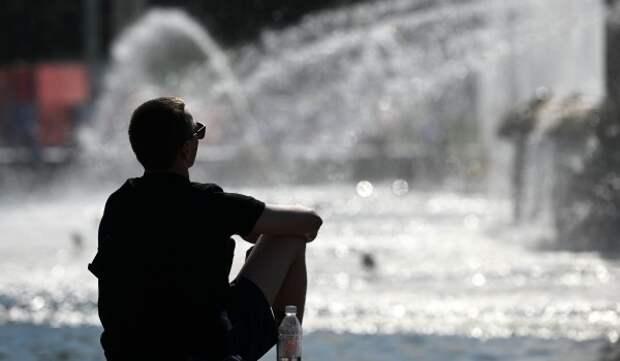 Переменная облачность , дождь и до 32 градуса тепла ожидается в столице