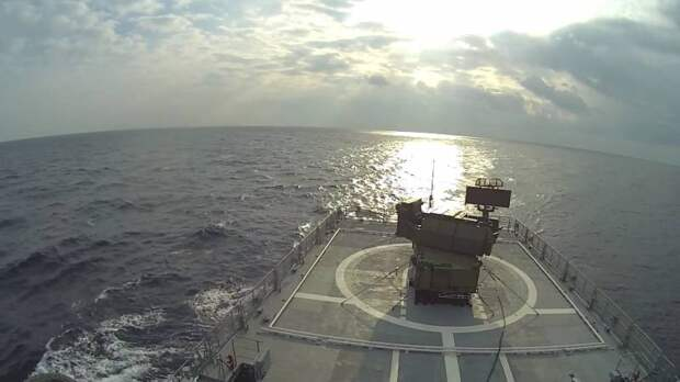 Каким будет корабельный ЗРК «Тор»?