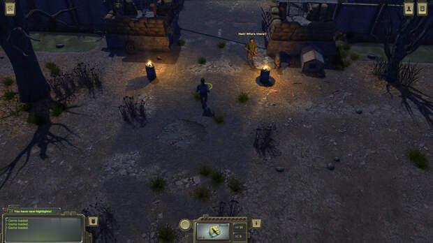 «Сталкер» встречается с Fallout в ATOM RPG