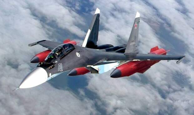 Получив ракету Х-32, российский Су-30 станет самым лучшим «охотником за кораблями»