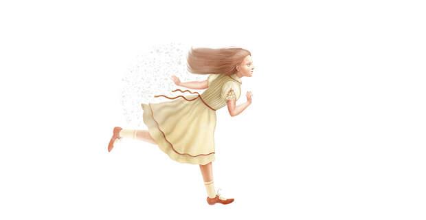 """Иллюстрации к """"Алисе в стране чудес"""" от русского художника"""