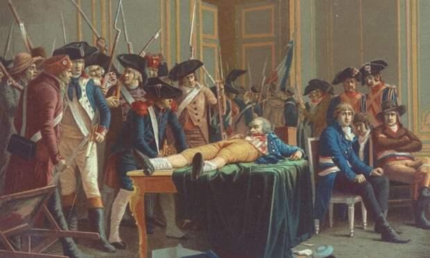 Максимилиан Робеспьер.