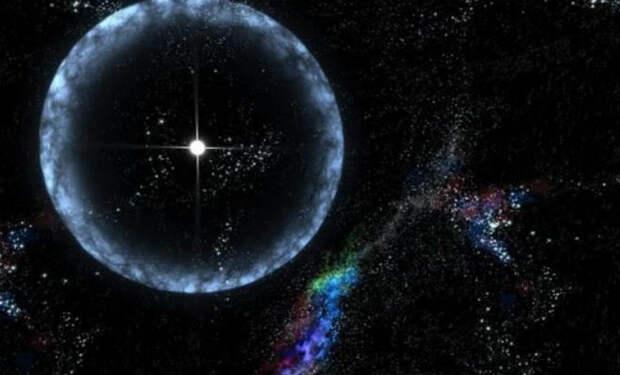 Самая холодная звезда в космосе