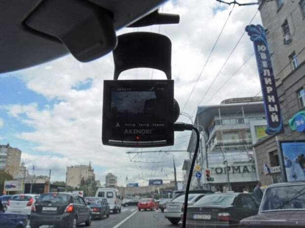 Комитет ГД отклонил предложение о запрете видеорегистраторов