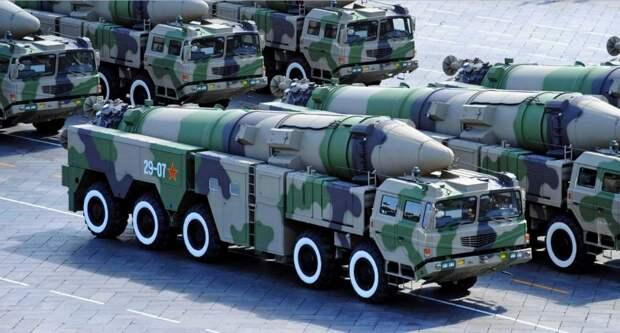 Китайцы могут уничтожить флот США за секунды