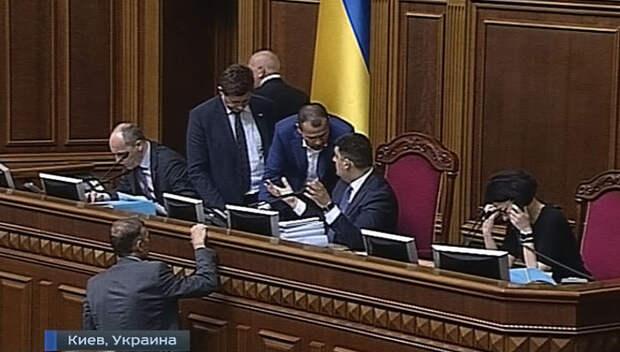 Наливайченко стал жертвой войны компроматов