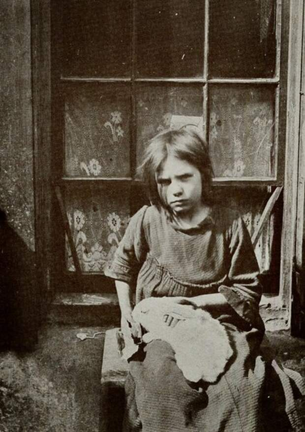 Лондонские дети, 1900-е