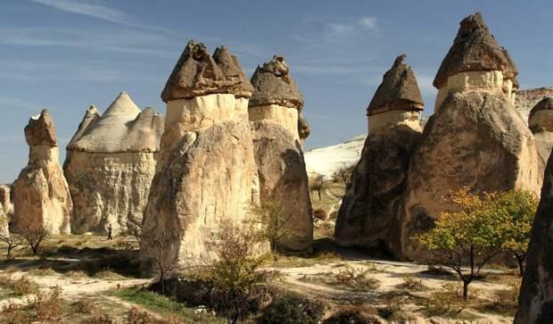 11. Турция. Каппадокия. (Frank Kovalchek) земля, природа