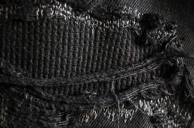 """Японские заплатки, или """"Boro"""" в дизайне одежды (2)"""