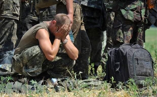 Украинские военные понесли самые большие потери на Донбассе за последний год