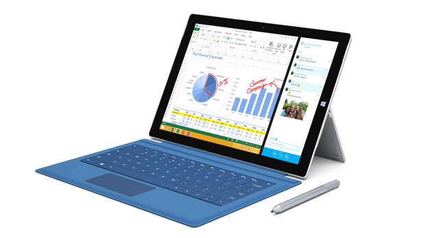 Surface 3: главный конкурент iPad понял, как побеждать без боя