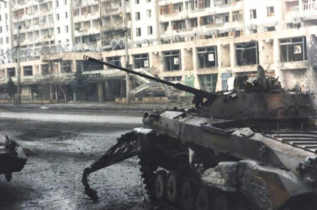 Первая Чеченская война - почему началась и как это было?