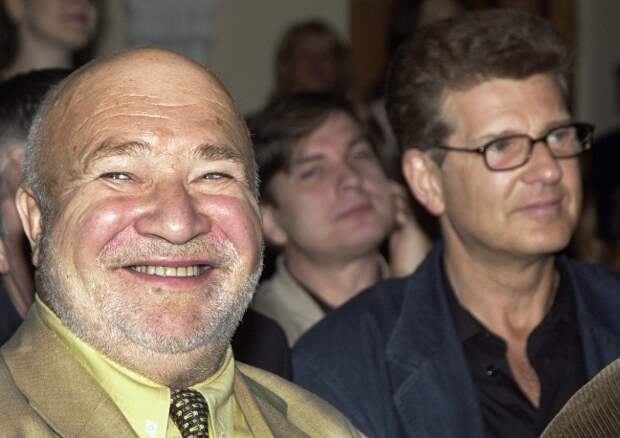 На 84-м году жизни умер народный артист России Игорь Кашинцев