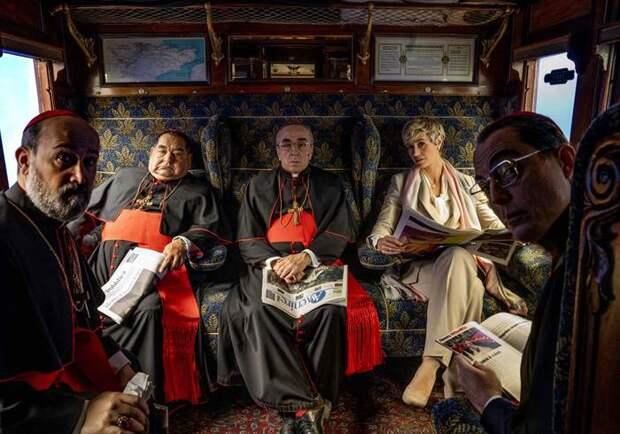 «Молодой Папа», «Новый Папа» и Ватикан