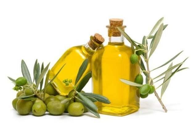 Оливковое масло в народной медицине