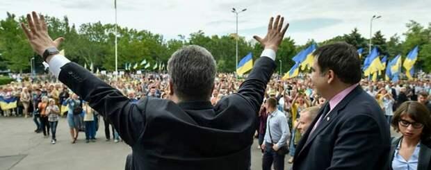 Порт, война и голод: цели США и задачи Саакашвили в Одессе и окрестностях
