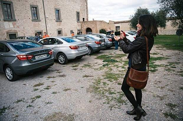 Предвестие: как «Ладу Весту» встретила Европа