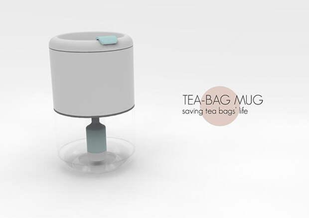 Женим чай на новый манер