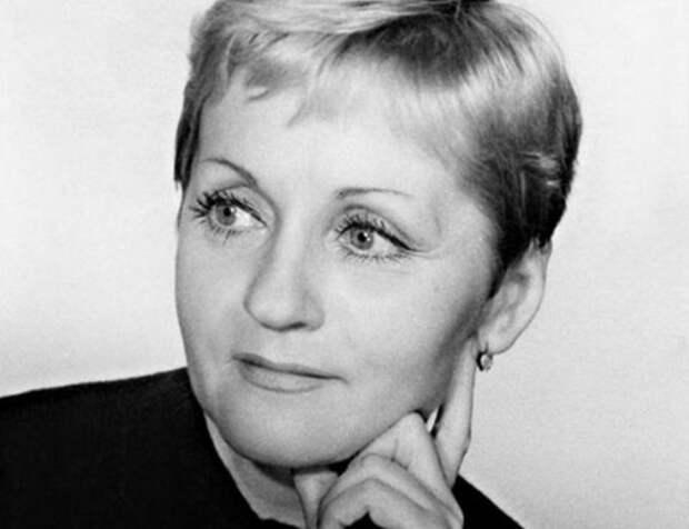 Трагическая судьба актрисы Клары Румяновой, озвучившей самые известные советские мультфильмы