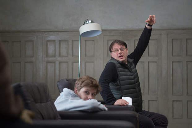 Стала известна дата премьеры психологического триллера Валерия Тодоровского «Гипноз»