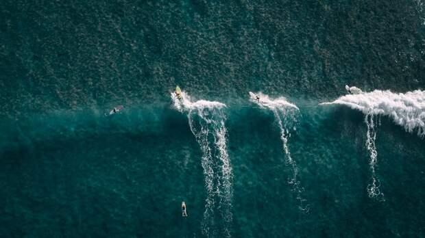 Вы боитесь океана? Тест на талассофобию покажет