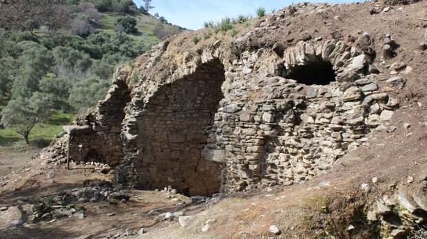 Церковь раннехристианской общины обнаружили на западе Турции