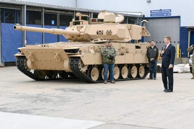 Лёгкие танки MPF задерживаются из-за пандемии