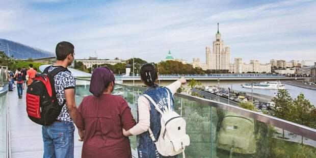 Сергунина: Москва претендует на три награды премии World Travel Awards