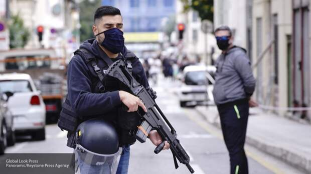 В Ницце теракт с обезглавливанием – погибли три человека
