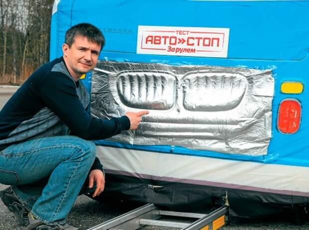 Авто-стоп: большой тест автомобилей с системой автоматического торможения