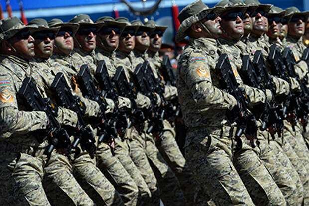 Момент настал. Минобороны Азербайджана пообещало восстановить территорию страны