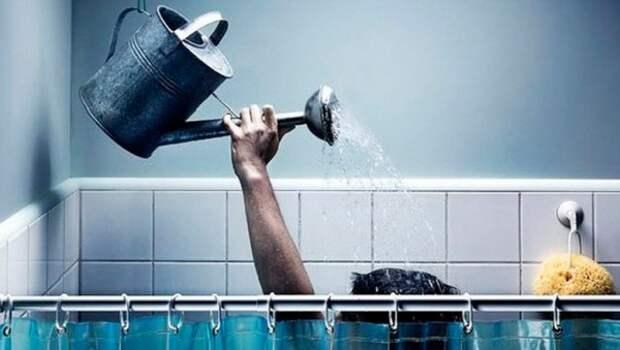 Когда севастопольцы не смогут принять душ (АДРЕСА)