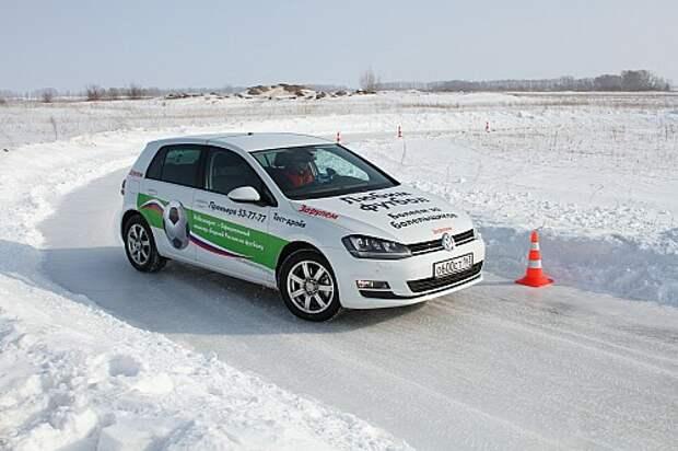 Большой тест шипованных шин 205/55 R16: по белому и по черному