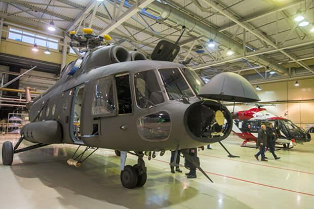 «Мы приглашали его как антикризисного менеджера…»: Пустовгаров покидает Казанский вертолетный завод