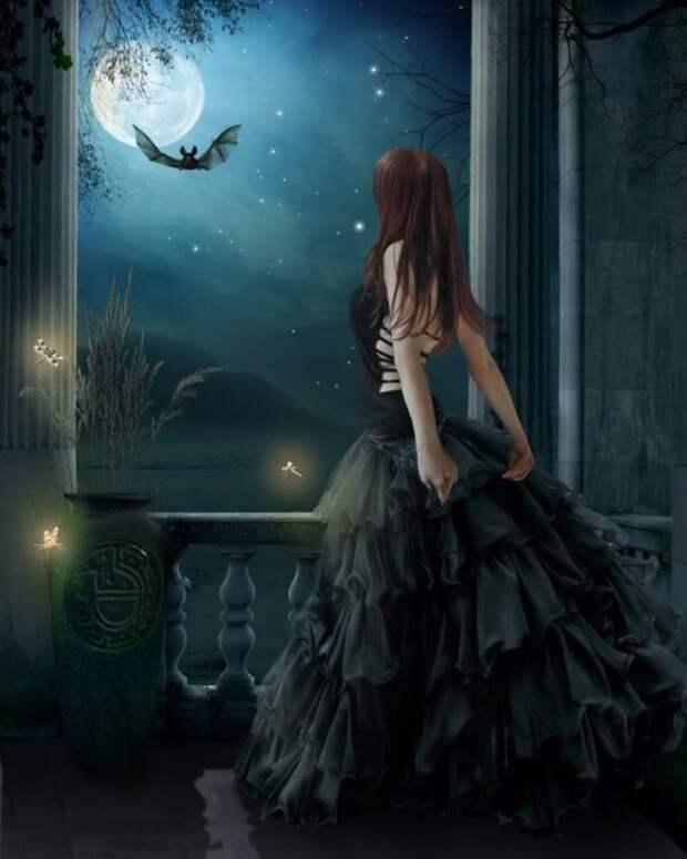 Таинственное я.... Выбири свой вход в неизвестное...
