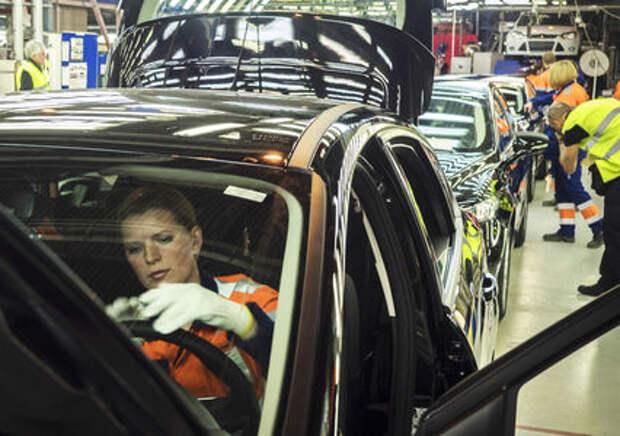 Завод Ford во Всеволожске перешел на график работы «неделя через неделю»