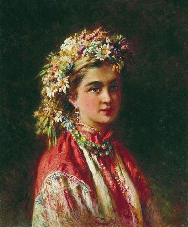 File:Маковский Девушка в венке.jpg