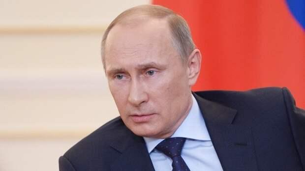 Владимир Путин: Реальными «кукловодами» событий на Украине были США