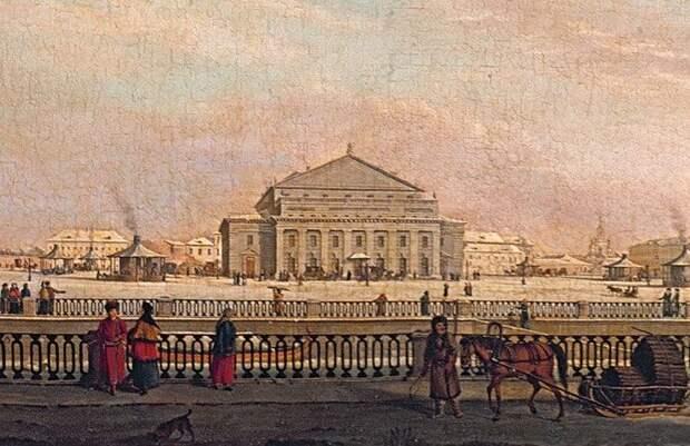 7 фактов о Мариинском театре в Санкт-Петербурге