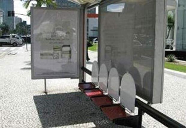 Слабительное Tamarine: туалет на остановке