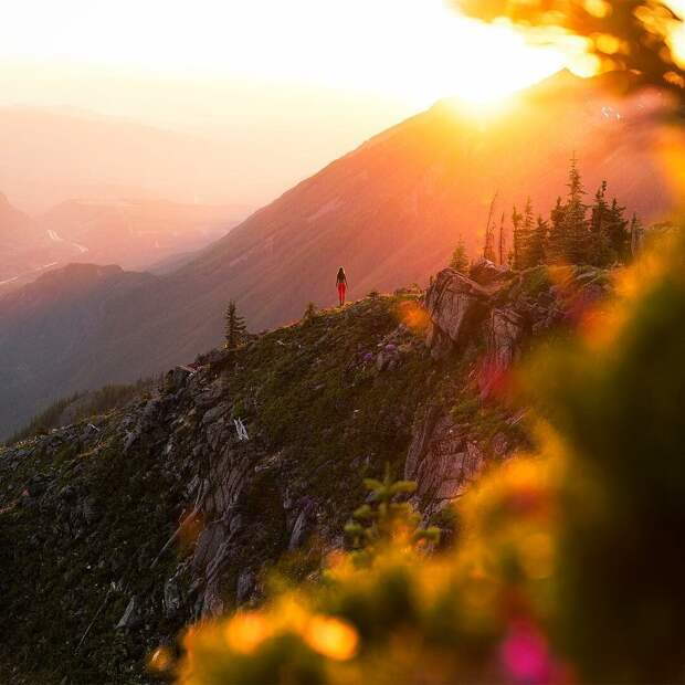 Гора Бандера. США