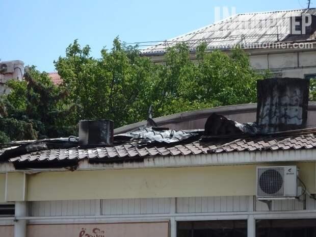 Последствия ужасной ночи в Севастополе