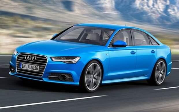 Audi отзывает автомобили в России. Их губит сырость!
